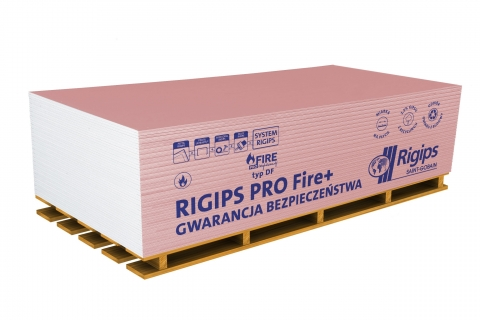 Rigips Fire+
